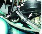 крепление передней крышки ГРМ